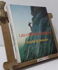 Las grandes paredes - Reinhold Messnet