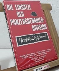 Die Einsätze de Panzergrenadier-Division - Varios