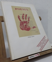 Poesia 1944-1945 - Varis