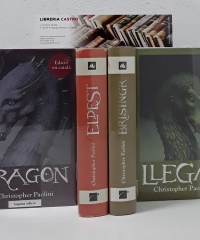 Eragon, Eldest, Brisingr i Llegat (IV Volums) - Christopher Paolini