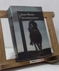 Herrumbrosas lanzas - Juan Benet