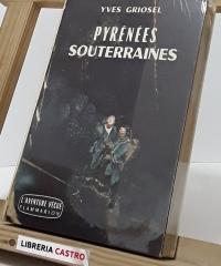 Pyrénées souterraines - Yves Griosel