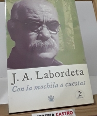 Con la mochila a cuestas - José Antonio Labordeta