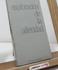 Exploración de la alteridad. Lo escindido y lo eterno en la lógica de hegeliana - Victor Gómez Pin