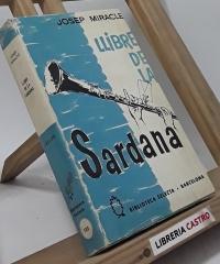 Llibre de la Sardana - Josep Miracle