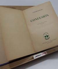 Confesión - H. Rider Haggard