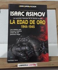 La Edad de Oro 1944-1945. Las grandes historias de la ciencia ficción - Varios