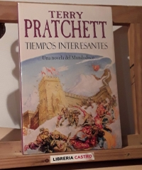 Tiempos interesantes. Una novela del Mundodisco - Terry Pratchett