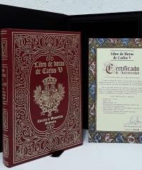 Libro de Horas de Carlos V (edición numerada) - Anónimo