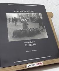 Memoria de Madrid - Publio López Mondéjar