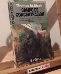 Campo de concentración - Thomas M. Disch