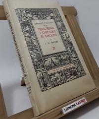 Historia y leyenda de las fuentes urbanas y campestres de Barcelona (edición numerada y en papel de hilo) - J. Mª Riutort