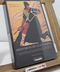 Historias de luz y papel - Daniel Sánchez Salas