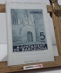 El Segell de Barcelona. Cap d'Any 1978 (Numerat) - Joan B. Cendrós i família