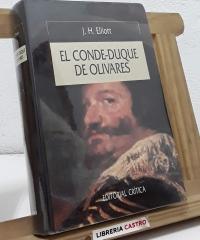 El Conde-Duque de Olivares - J. H. Elliott