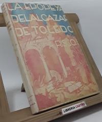 La epopeya del Alcázar de Toledo - Alberto Risco