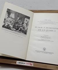 Humor y humanismo en la química - John Read