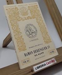 Ramon Berenger IV El Sant (resum biogràfic) - Ferran Soldevila