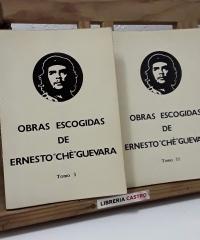 Obras Escogidas (II Tomos) - Ernesto Chè Guevara