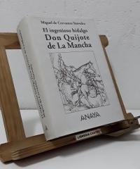 El ingenioso hidalgo Don Quijote de la Mancha - Miguel de Cervantes Saavedra