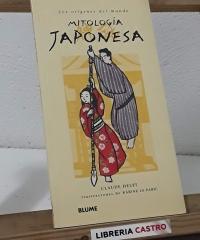 Mitología japonesa - Claude Helft