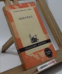 Quevedo (Firmado por el autor) - Ramón Gómez de la Serna