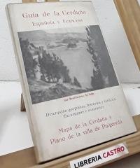Guía de la Cerdaña Española y Francesa - R.G.M.
