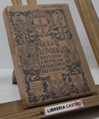 Asturias. Referencias Geográfico-históricas - Acisclo Muñiz Vigo