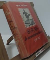 Historia de los matadores de toros 1748-1943 (dedicado por el autor) - Don Ventura