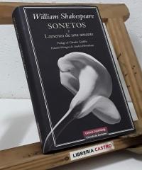 Sonetos y Lamento de una amante - William Shakespeare