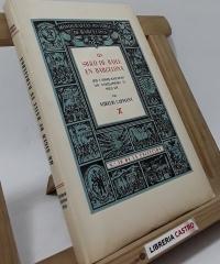 Un siglo de baile en Barcelona. Qué y donde bailaban los barceloneses en el siglo XIX (edición numerada y en papel de hilo) - Aurelio Capmany