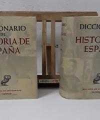 Diccionario de Historia de España (II tomos) - Varios