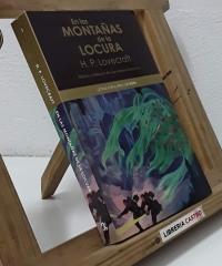 En las montañas de la locura - H.P. Lovecraft