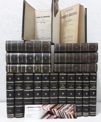 Almanaque del Diario de Barcelona. Del 1858 al 1920 (XIX tomos) - Varios