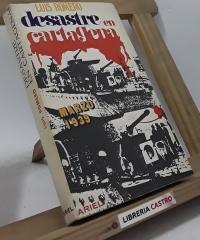 Desastre en Cartagena (Marzo 1939) - Luis Romero