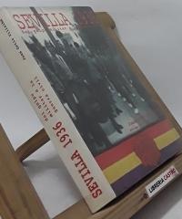 Sevilla 1936, del golpe militar a la guerra civil - Juan Ortiz Villalba