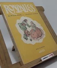 Rondalles Gironines i Valencianes - Varios
