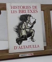 Històries de les Bruixes d´Altafulla - Varios