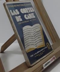 Las Cortes de Cádiz - S. Canovas Cervantes