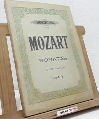 Sonatas. Edición Completa. Piano - Wolfgang Amadeus Mozart
