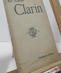 El Caso Clarín - Pompeyo Gener