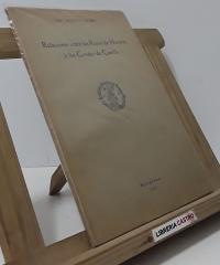 Relaciones entre los Reyes de Navarra y los Condes de Castilla - Fray Justo Pérez de Urbel