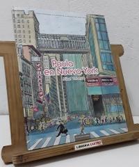 Paula en Nueva York - Mikel Valverde