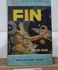 Fin. ¿El fin del cosmos? - Antonio Ribera