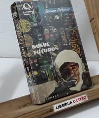 Nueve futuros - Isaac Asimov