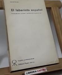 El laberinto español - Gerald Brenan