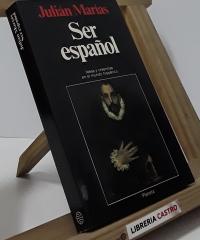 Ser español - Julián Marías
