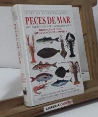 Guía de identificación: Peces de mar. Del Atlántico y del Mediterráneo - Bent J. Muus y Jorgen G. Nielsen