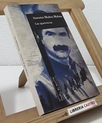 Las apariencias - Antonio Muñoz Molina