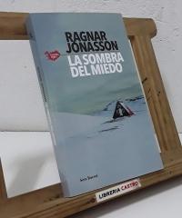 La sombra del miedo - Ragnar Jonasson